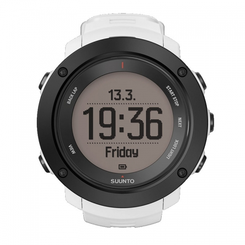 SS021966000 SUUNTO AMBIT3 VERTICAL WHITE HR